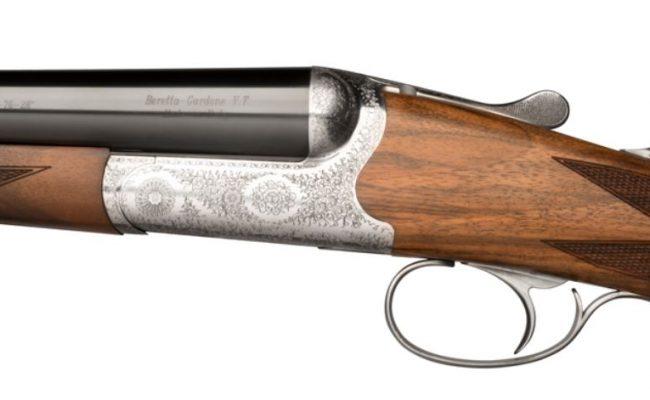 Beretta 486 Parallello Floral-1