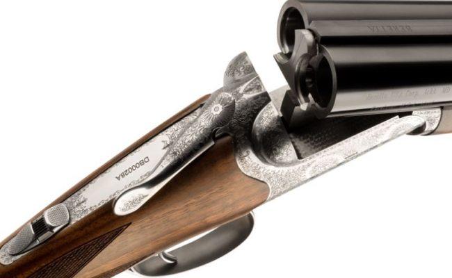 Beretta 486 Parallello Floral-5
