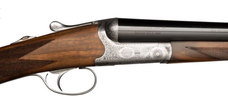 Beretta 486 Parallello Floral