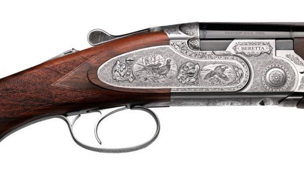 Beretta 687 EELL Diamond Pigeon Restyle