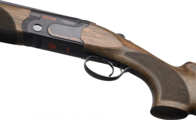 Beretta 690 Trap Black-3