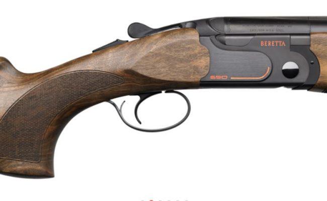 Beretta 690 Trap Black